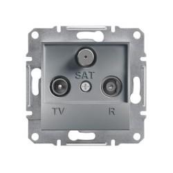 TV-R-SAT, FINALE, Steel