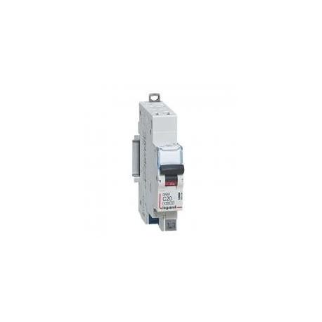 DNX3 1P+NG C10 4500A/6KA AUTO