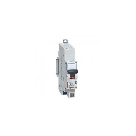 DNX3 1P+NG C25 4500A/6KA AUTO