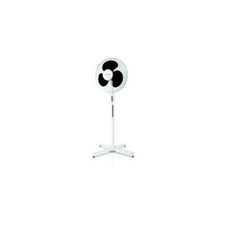 Ventilateur sur pied PONENT 16C diam: 40 cm blanc