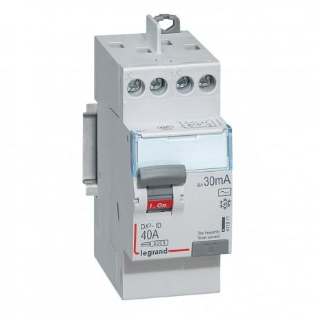 DX3-ID 2P 40A AC 30MA TG