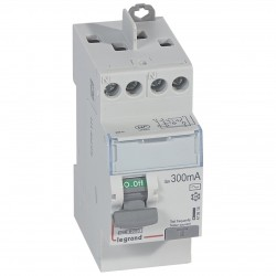 DX3-ID 2P 40A AC 300MA TG