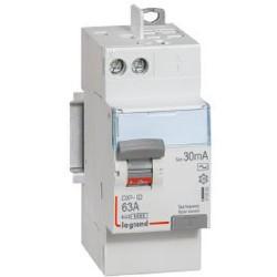 DX3-ID 2P 63A AC 30MA TG