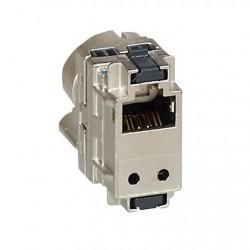 CONNECTEURS RJ 45 CAT 6 STP