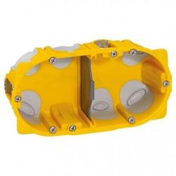 BATIBOX ENERGY 2 POSTES 40MM