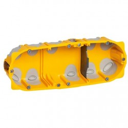 BATIBOX ENERGY 3 POSTES 40MM